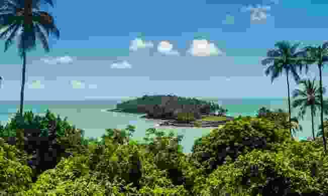 The Devil's Island in Îles du Salu, French Guiana (Shutterstock)