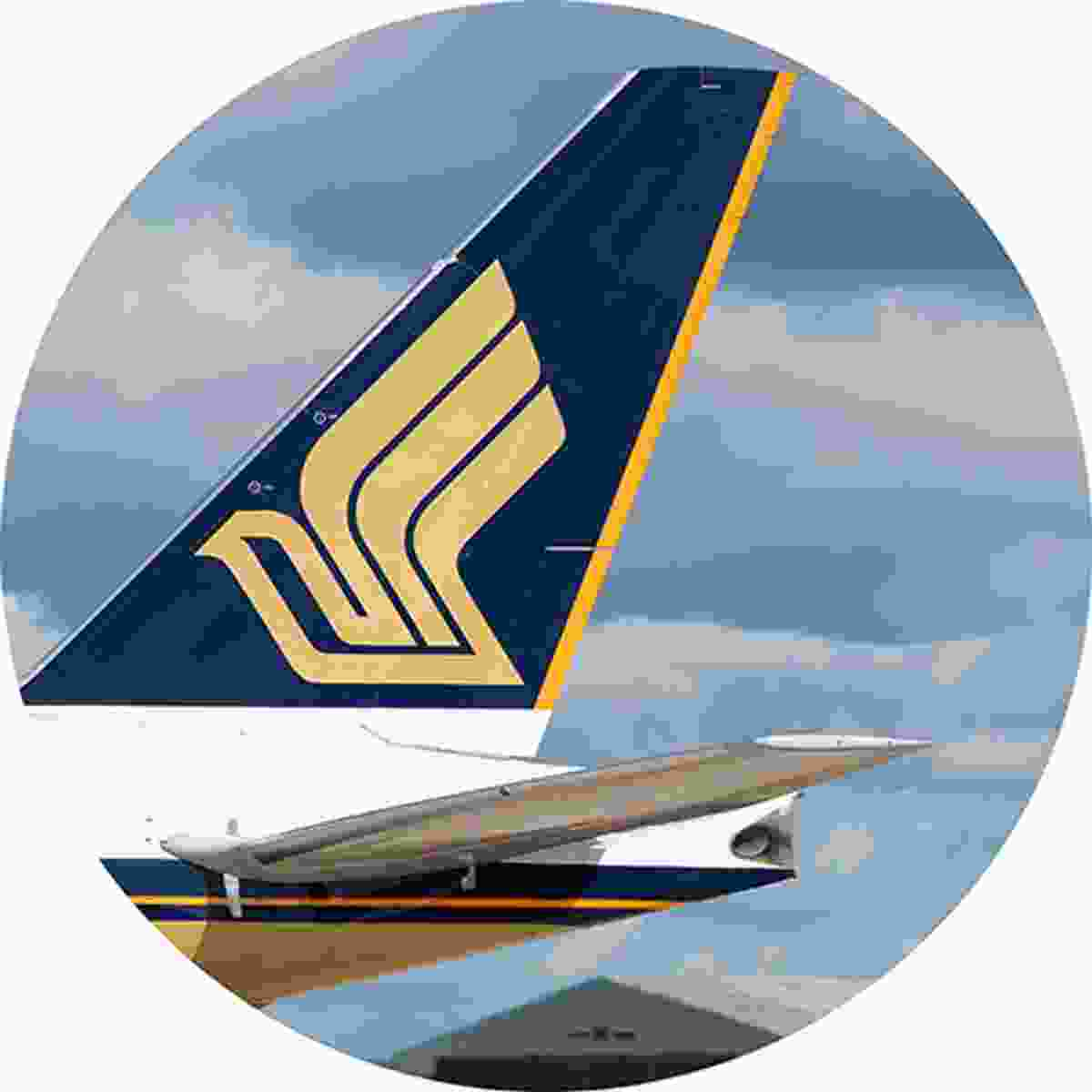 The golden kris of Singapore Airlines is based on a bird from local mythology (Shutterstock)