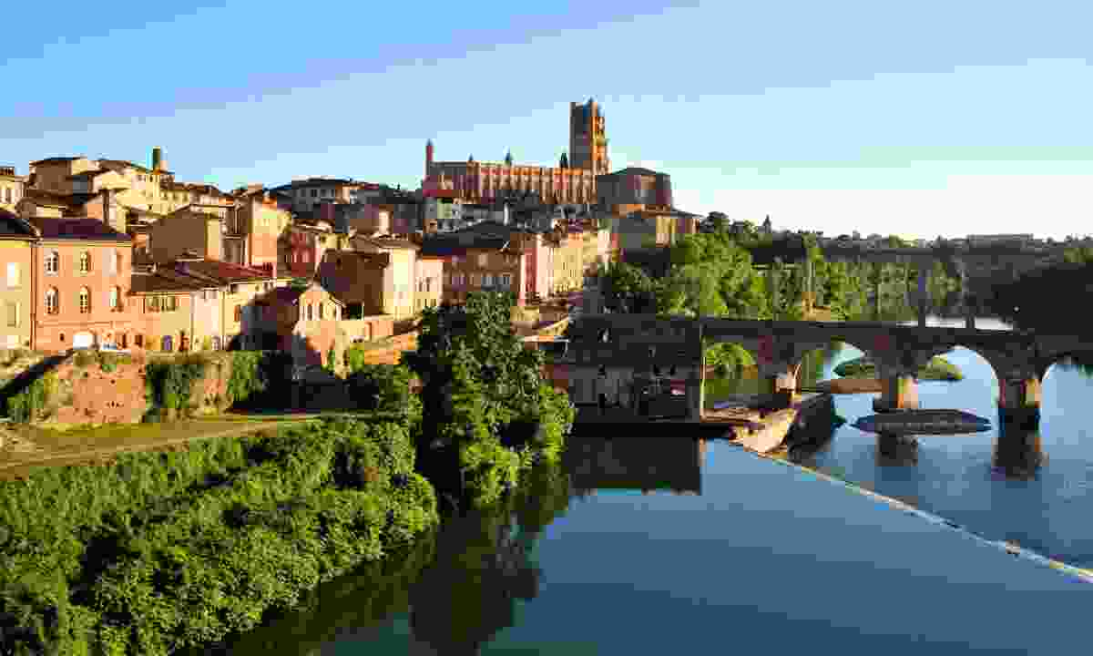 St Cecile Cathedral in Albi (Patrice Thebault/CRT Midi-Pyrénées)