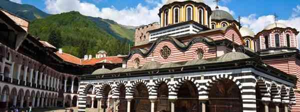 Bulgaria, Tsarevets castle fortress in veliko tarnovoat night (julia69)