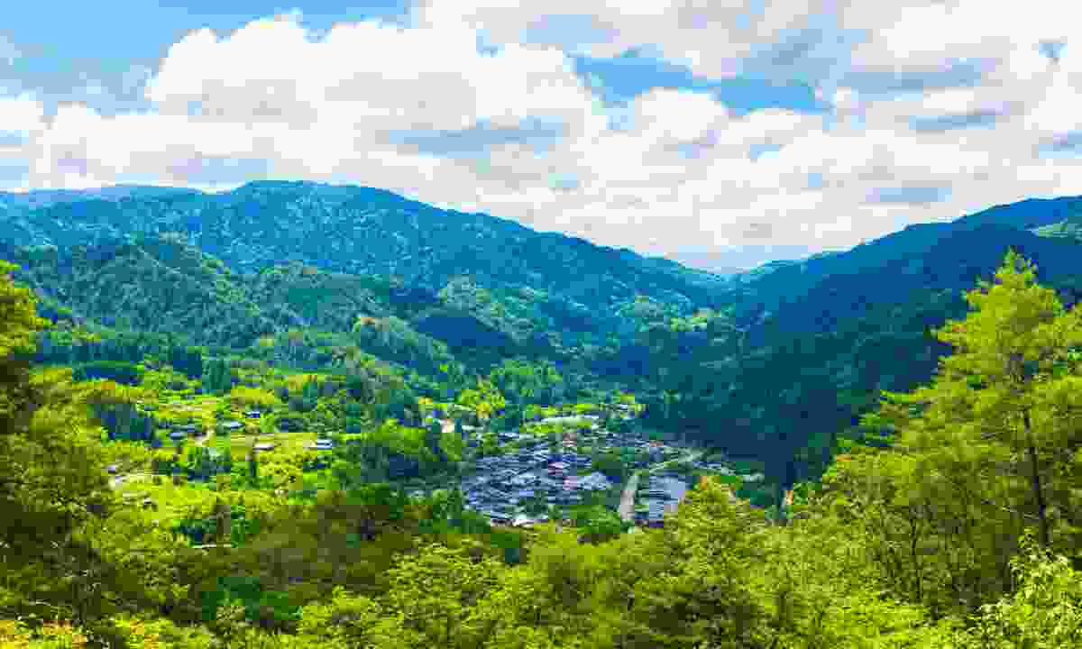 Tsumago viewpoint (Dreamstime)
