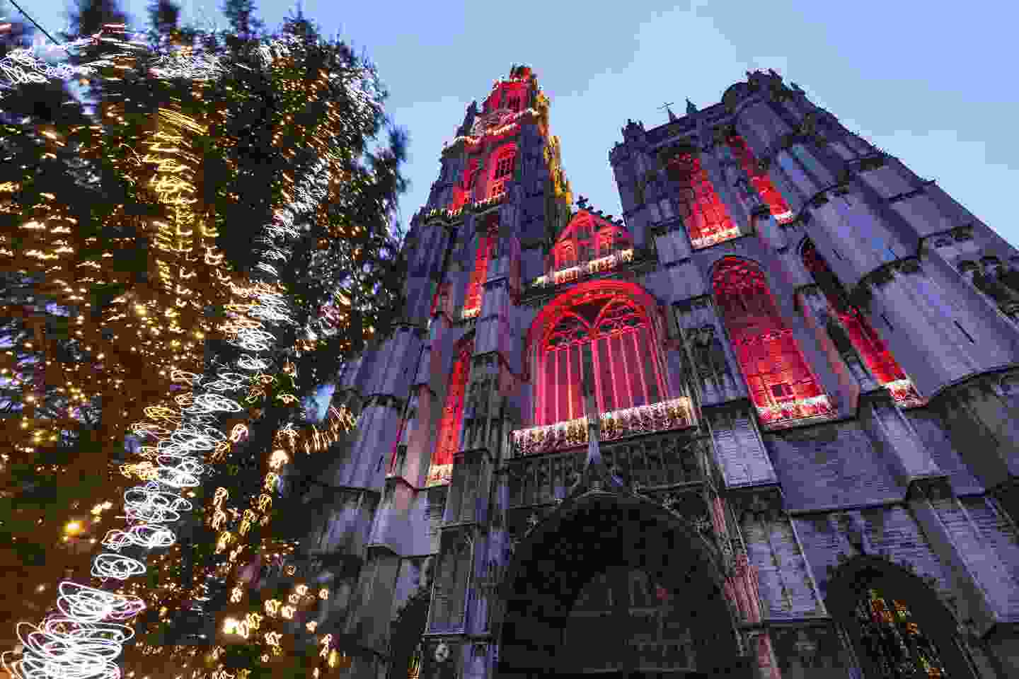 Cathedral of our Lady, Antwerp (Dreamstime)