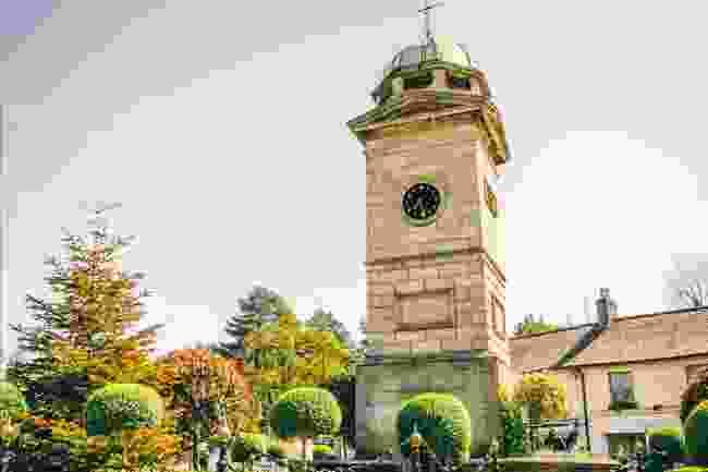 Enniskerry village (Shutterstock)