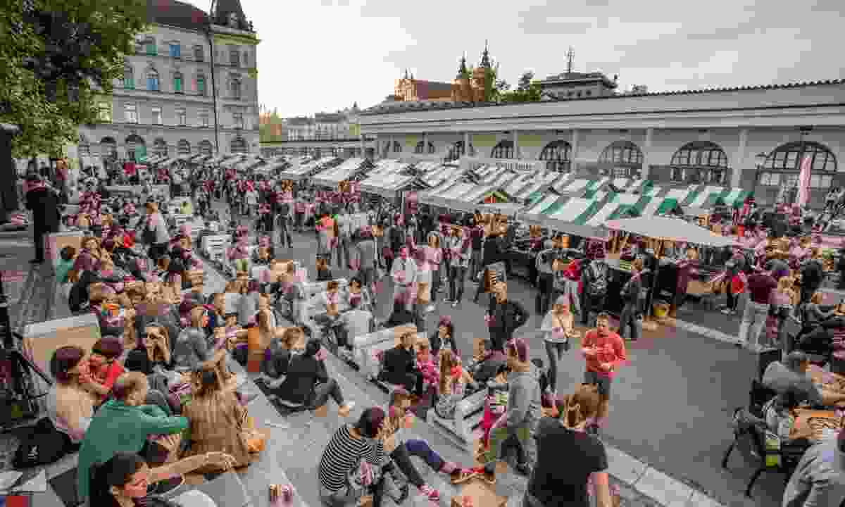 Join local festivities (Slovenian Tourist Board)