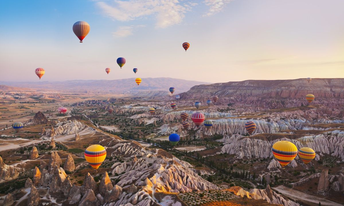 Top 10 romantic travel experiences, chosen by the world's top travel-blogging couples