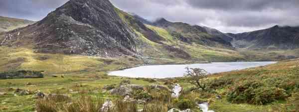 Llyn Ogwen, Snowdonia National Park, Wales (Shutterstock)