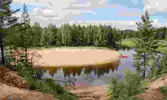 Voxnadalen Biosphere Reserve, Sweden (© UNESCO/Voxnadalen Biosphere Reserve)