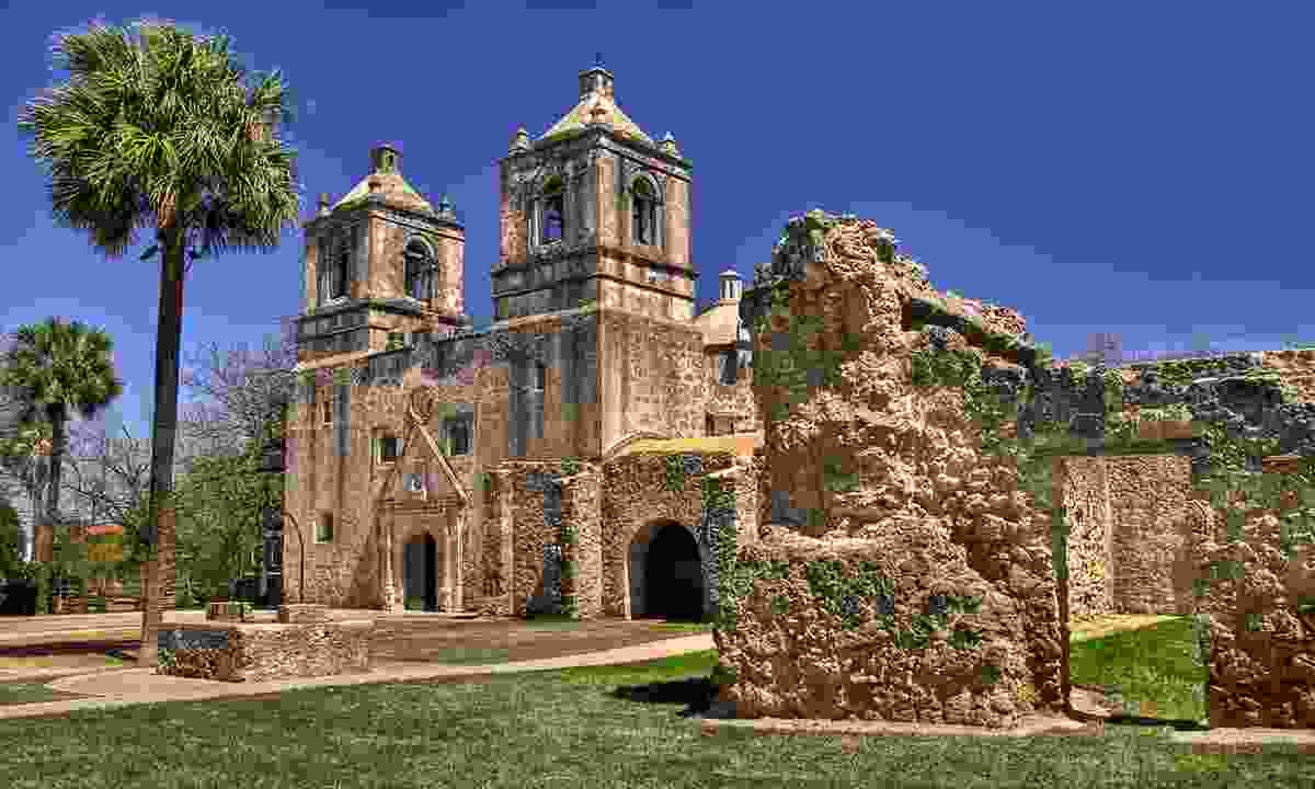 Mission Concepcion (Visit San Antonio)