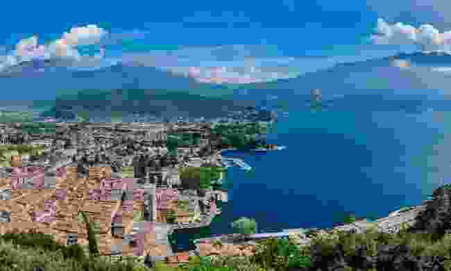 Lake Garda (Roberto Vuilleumier/ Garda Trentino S.P.A.)