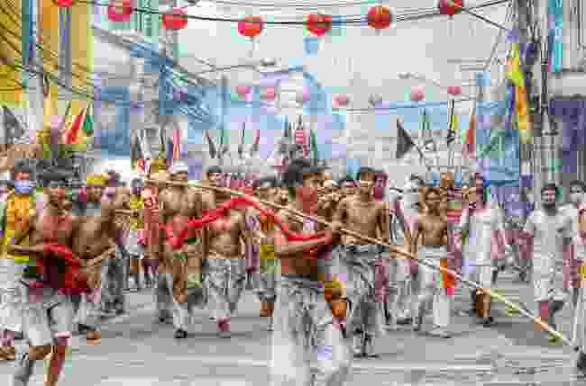 Phuket Vegetarian Festival, Thailand (Shutterstock)