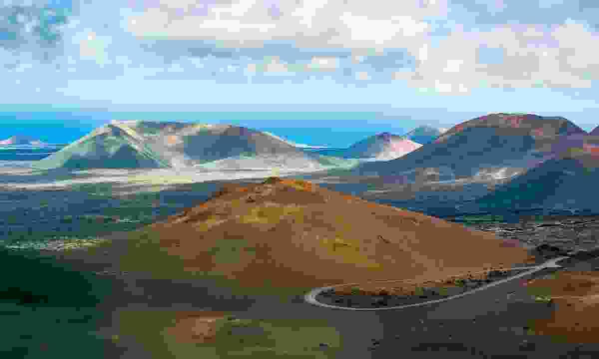 The beguiling landscape of Timanfaya National Park (Shutterstock)