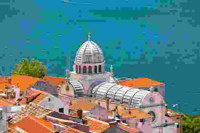 The UNESCO-listed Cathedral of St. James (Dreamstime)
