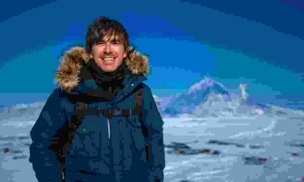 Russian mountains (Craig Hastings, BBC)