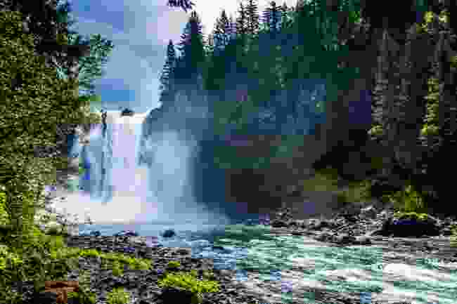 Snoqualmie Falls, Washington (Shutterstock)