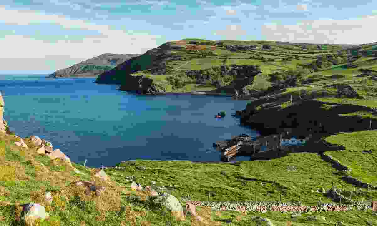 The scenic view from Torr Head (Stefan Schnebelt)