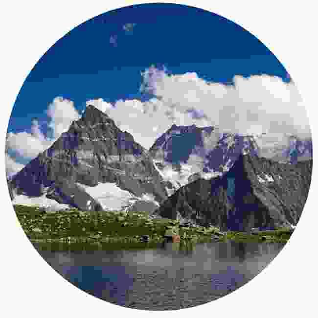 Sara's beloved Western Caucasus (Shutterstock)