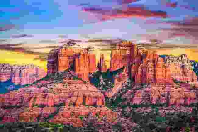 Red Rock State Park, Sedona, Arizona, USA (Shutterstock)