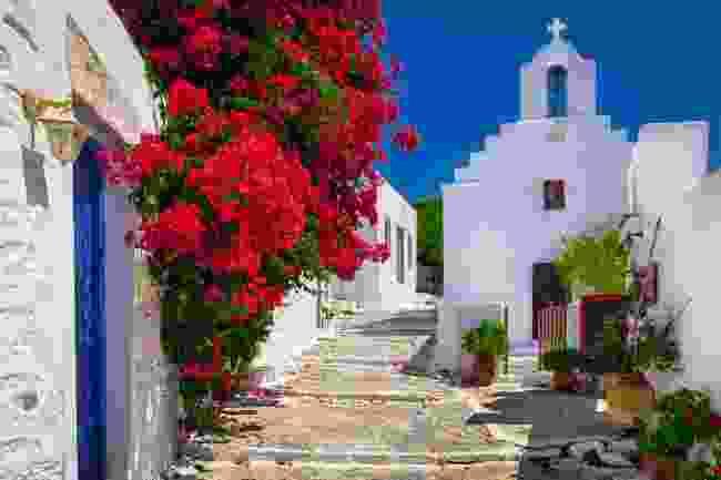 Amorgos (Shutterstock)