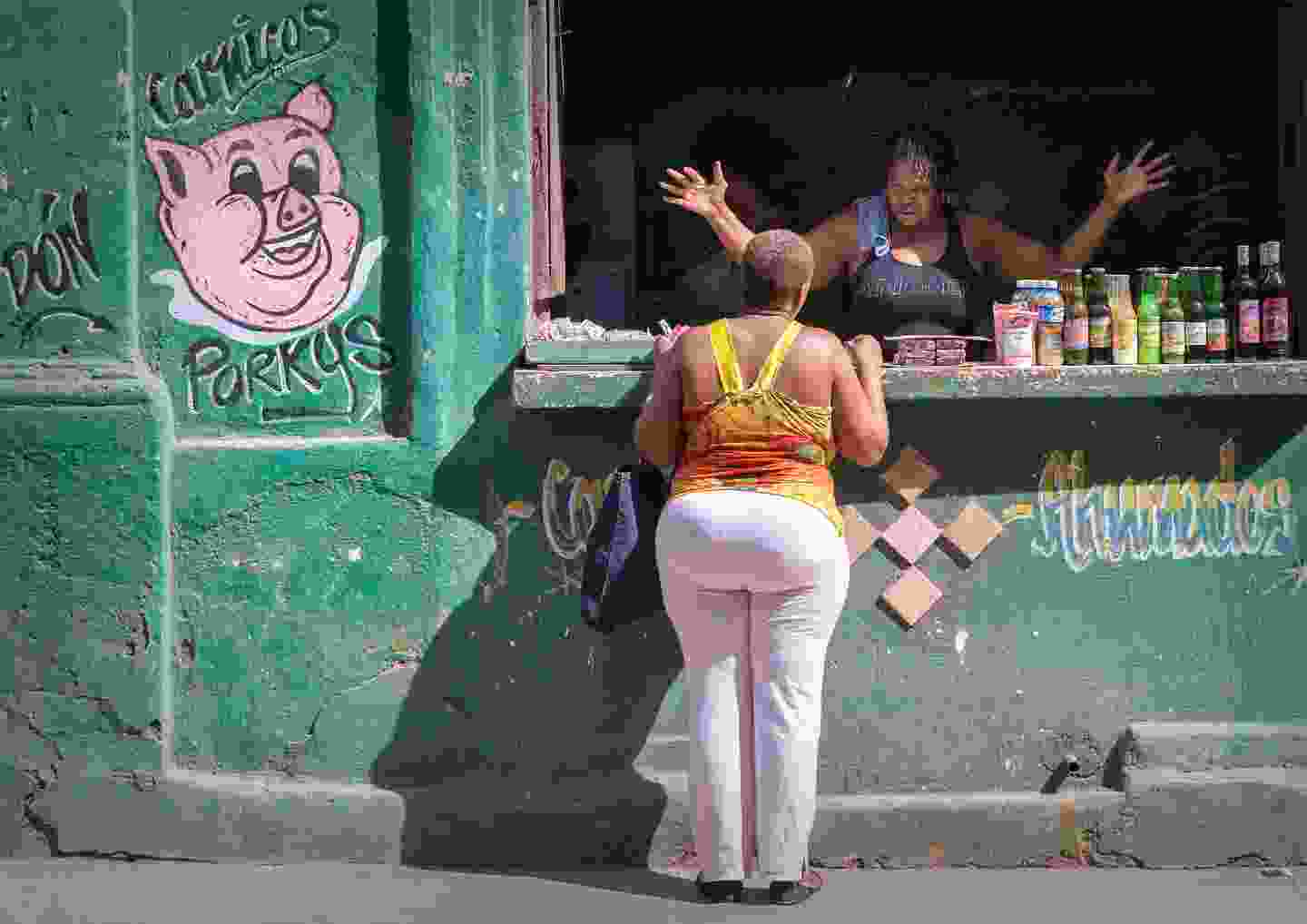 You want it that big? Havana, Cuba (Bun Ngo Leung)