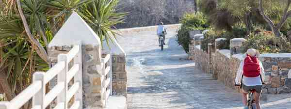 Cycling in Greece (Visit Greece)