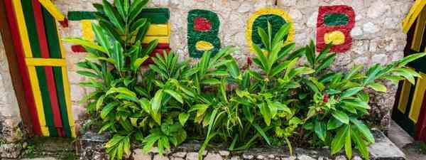 The Bob Marley Mausoleum in Jamaica (Shutterstock)