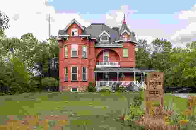 Carl Beck House (Airbnb)