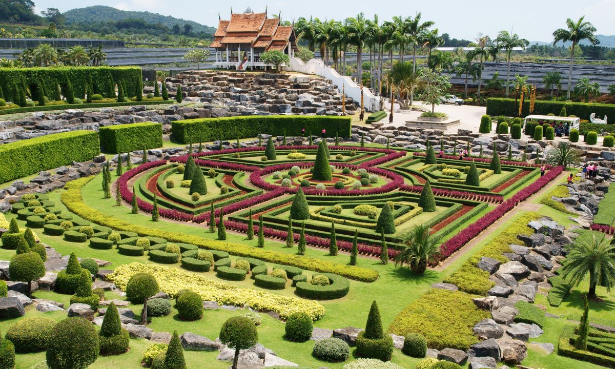 The worlds most beautiful botanical gardens wanderlust nongnooch tropical garden in pattaya dreamstime izmirmasajfo