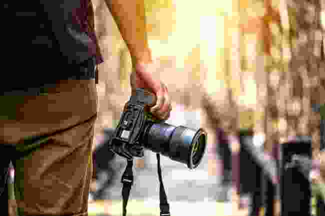 How well do you know your camera? (Shutterstock)