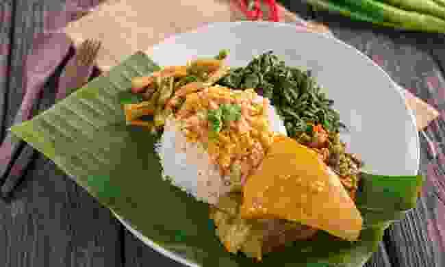 Nasi Padang (Shutterstock)