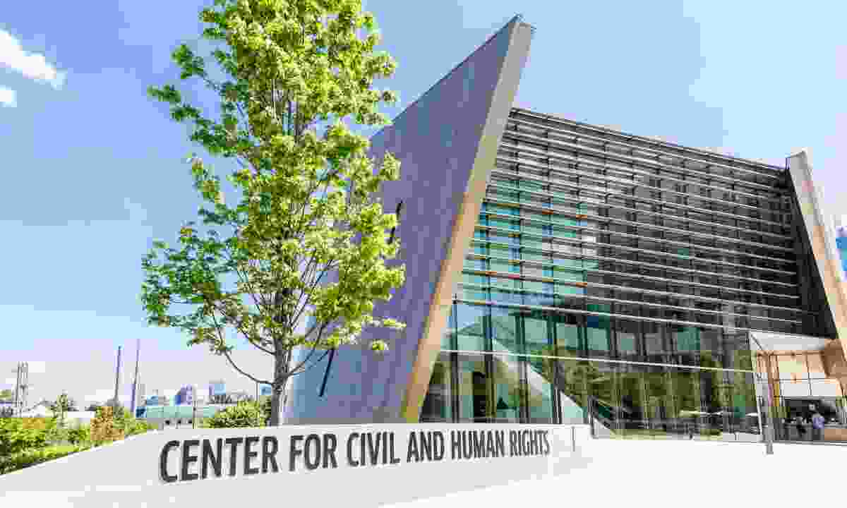 The National Center for Civil and Human Rights in Atlanta (Shutterstock)