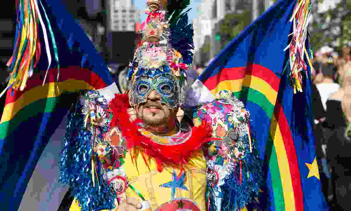 Bringing a touch of Carnival to São Paulo Pride  (Shutterstock)