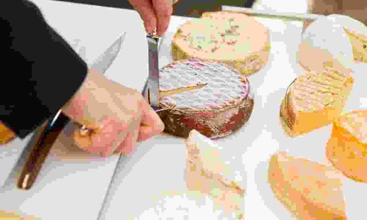 Cheese board (Simon Bourcier)