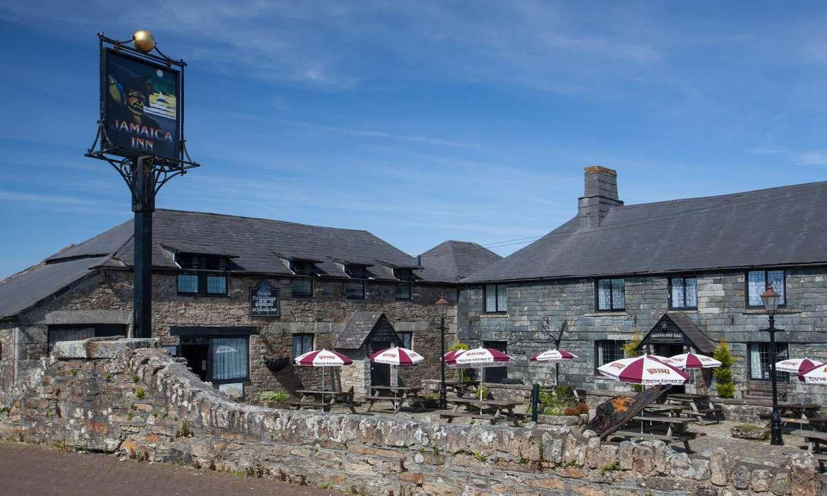 The Jamaica Inn (Dreamstime)
