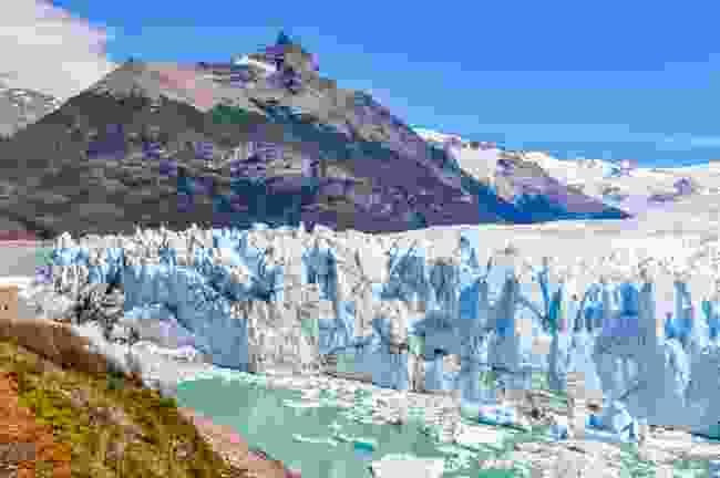 Perito Morena Glacier, Argentina (Dreamstime)