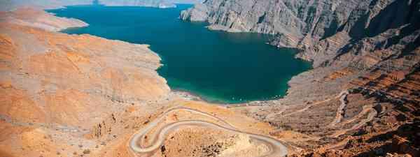 Musandam Fjords, Oman (Dreamstime)