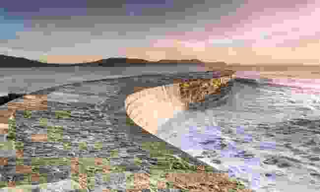 The Cobb, Lyme Regis (Shutterstock)