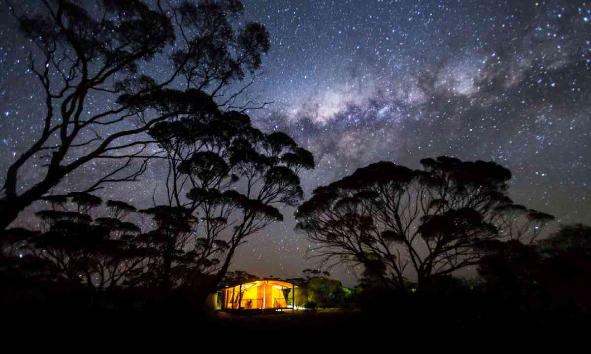 Unbeatable stargazing in the Gawler Ranes (SATC)