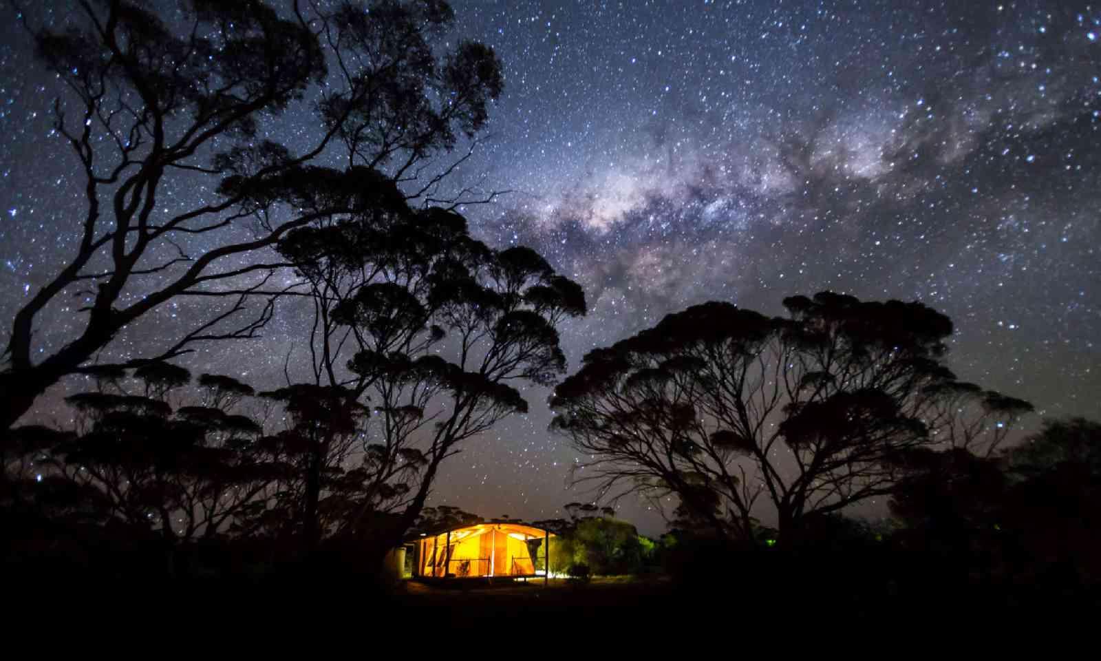 Unbeatable stargazing in the Gawler Ranes (SATC)