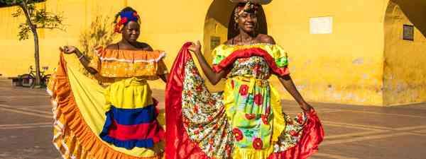 Women in Colombia (Shutterstock)