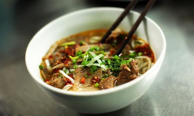 Vietnamese pho (Dreamstime)