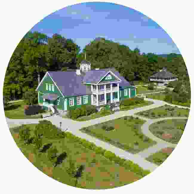 Pushkin's family estate, near the Estonian border (Shutterstock)