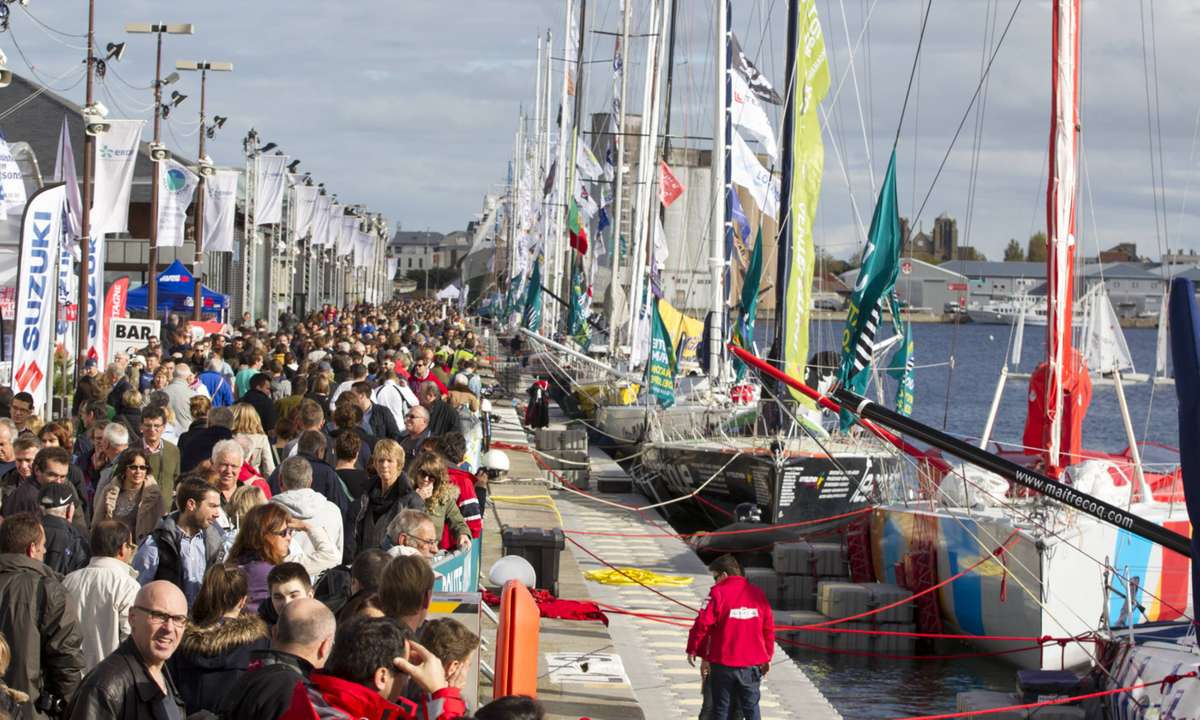 Route du Rhum (Brittany Tourism Board)