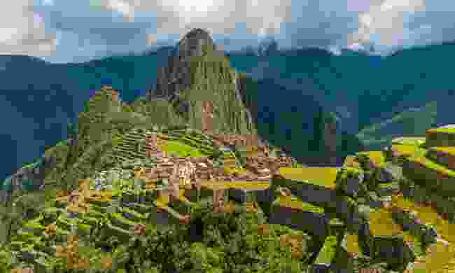 You'll be able to explore sites like Machu Picchu with less people around than usual (Shutterstock)
