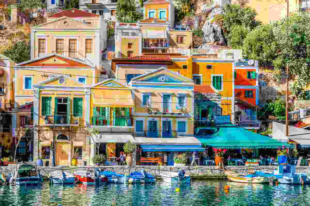 Symi, Greece (Shutterstock)