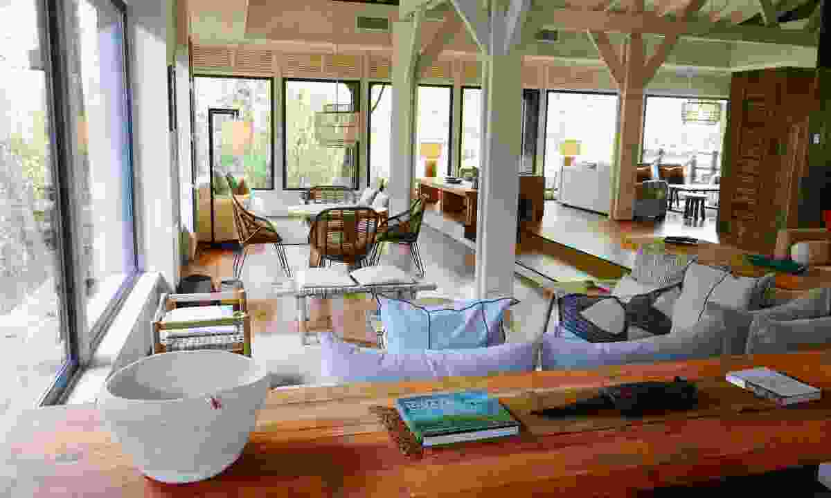 Exclusive Awasi Iguazú  lodge sits in the buffer zone between the national park and the last remaining fragments of Atlantic Forest (Sarah Gilbert)