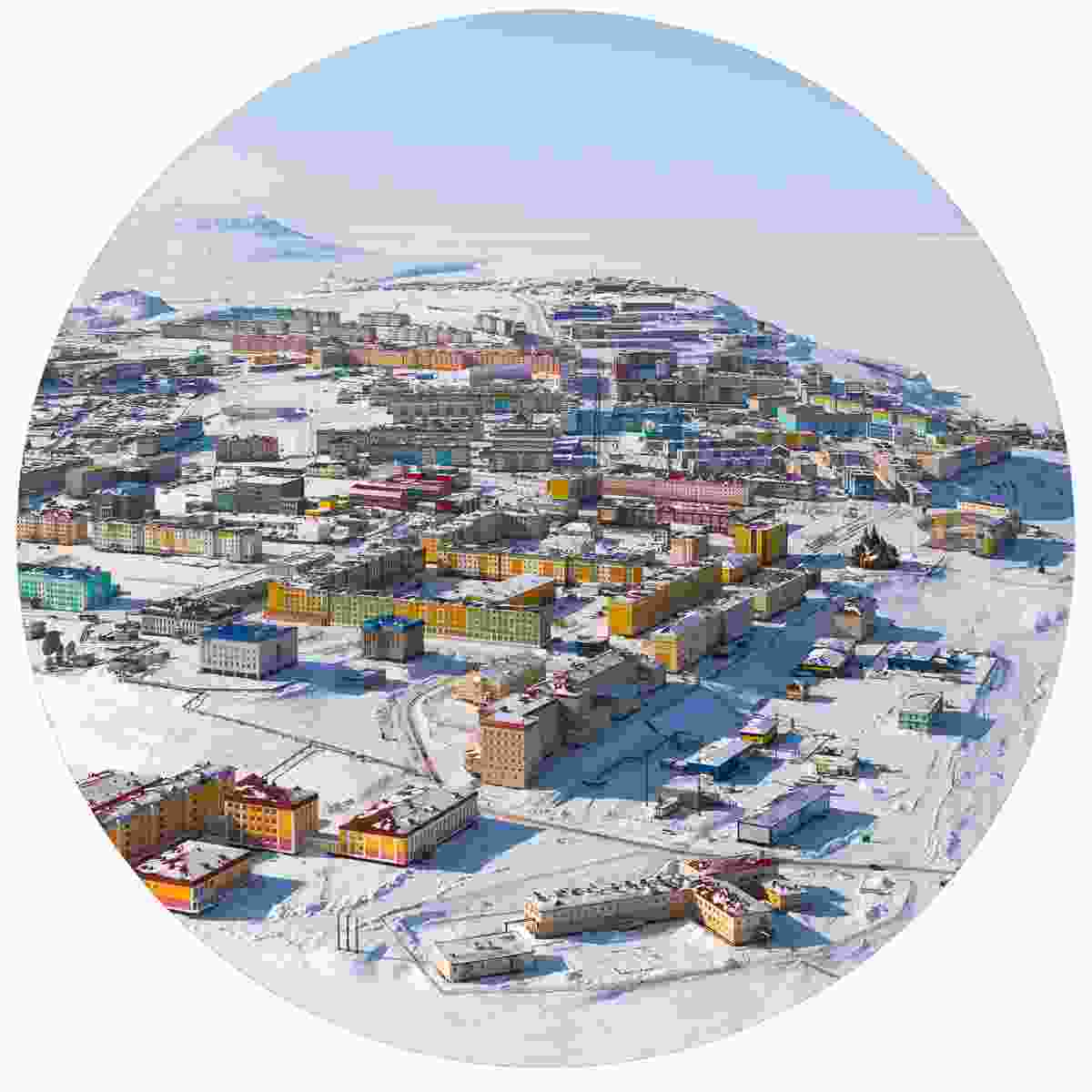 The Arctic Chukotka region in Russia's far east (Shutterstock)