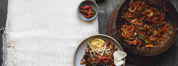 How to make nasi goreng like they do in Indonesia (Kristin Perers)