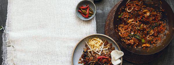 Indonesian Nasi Goreng | Full Recipe | Wanderlust