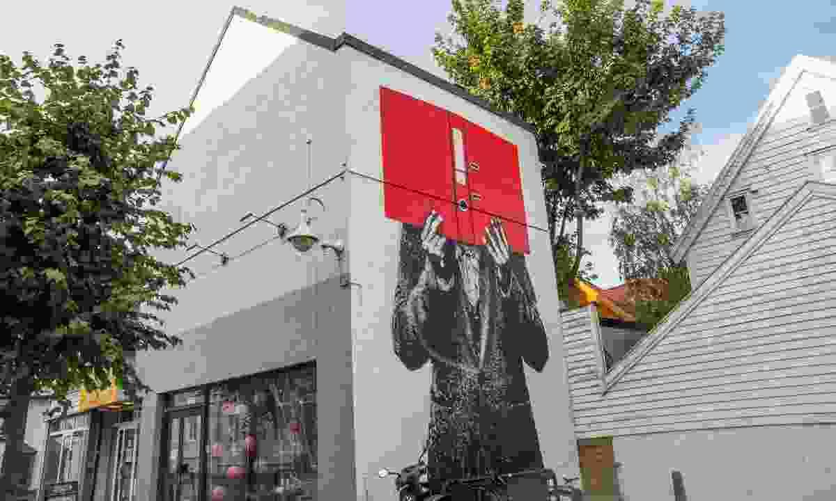 Street art Stavanger (Dreamstime)