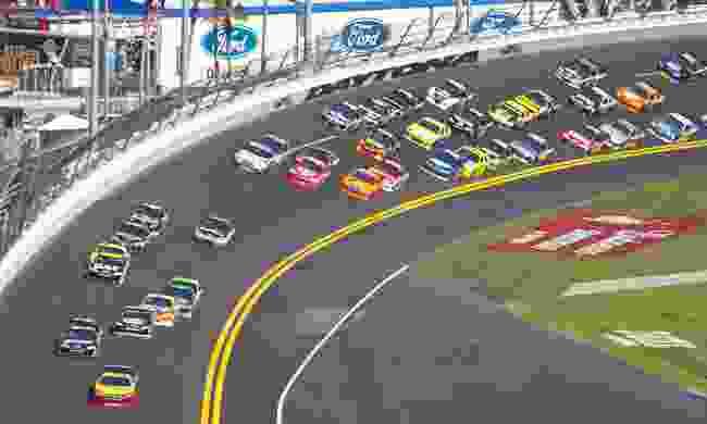 Daytona 500 (Dreamstime)